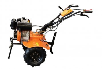 Мотоблок Forte 1050S (оранжевый)