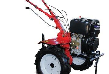 Мотоблок Кентавр 2061Д-4 (электростартер)
