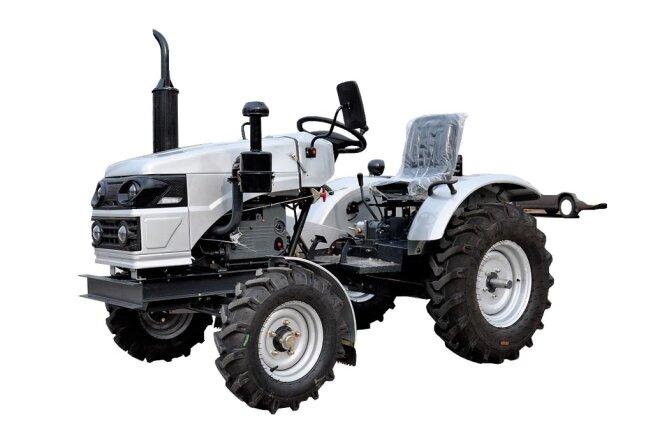 Скаут Т200 – лучший минитрактор для сельского хозяйства на Gardenmart