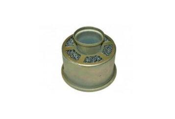 Элемент фильтра воздушного сетка в метал корпусе