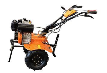 Мотоблок Forte 1050GS (оранжевый)