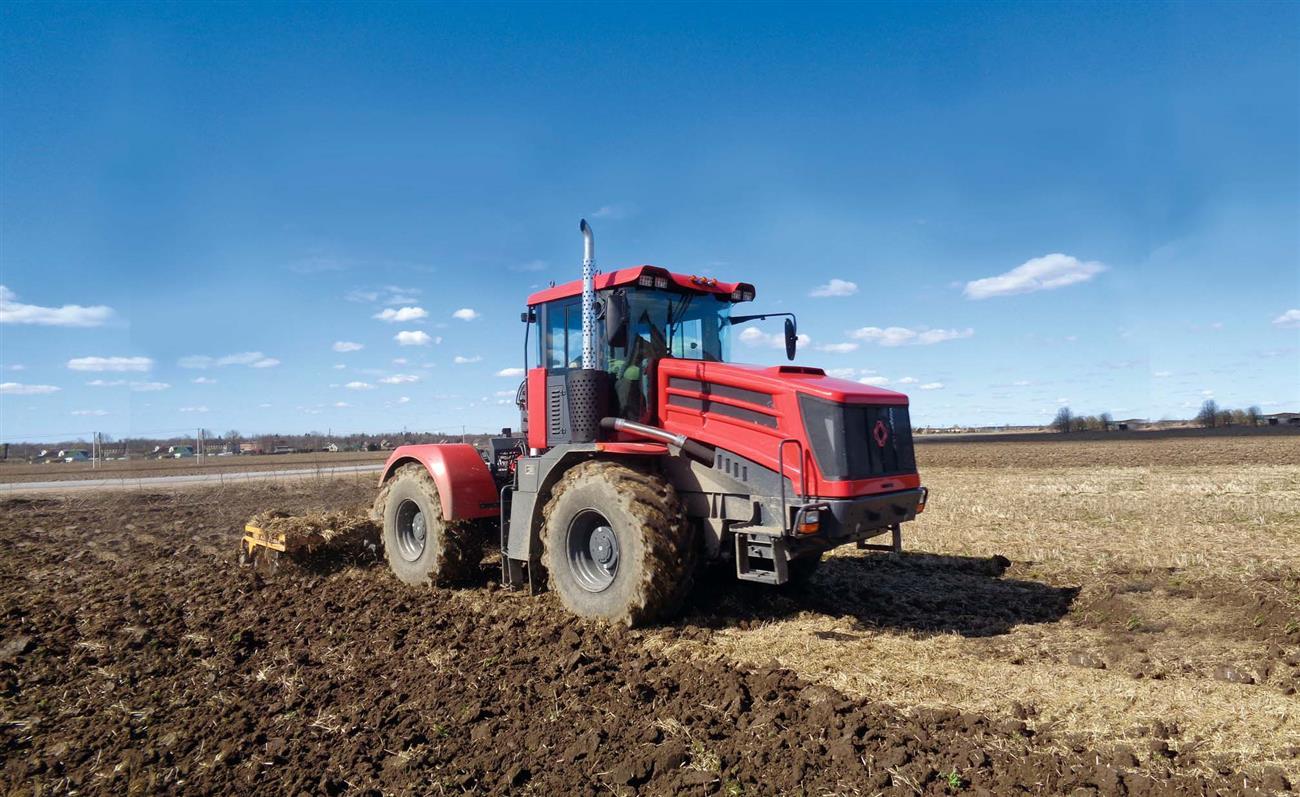 современная сельскохозяйственная техника