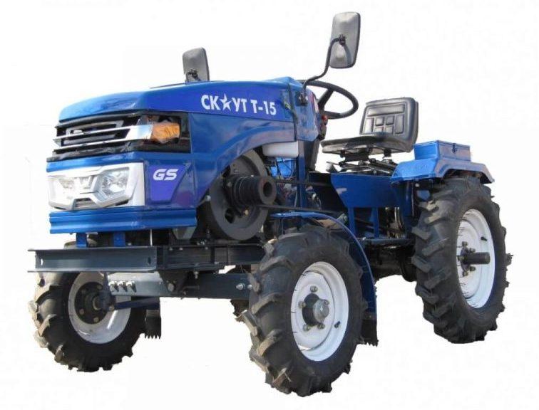 трактор Garden Scout